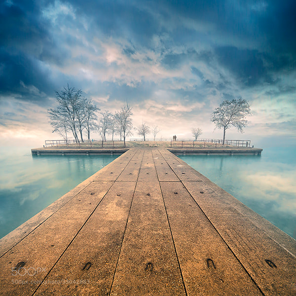Photograph our desert island by Adam Dobrovits on 500px