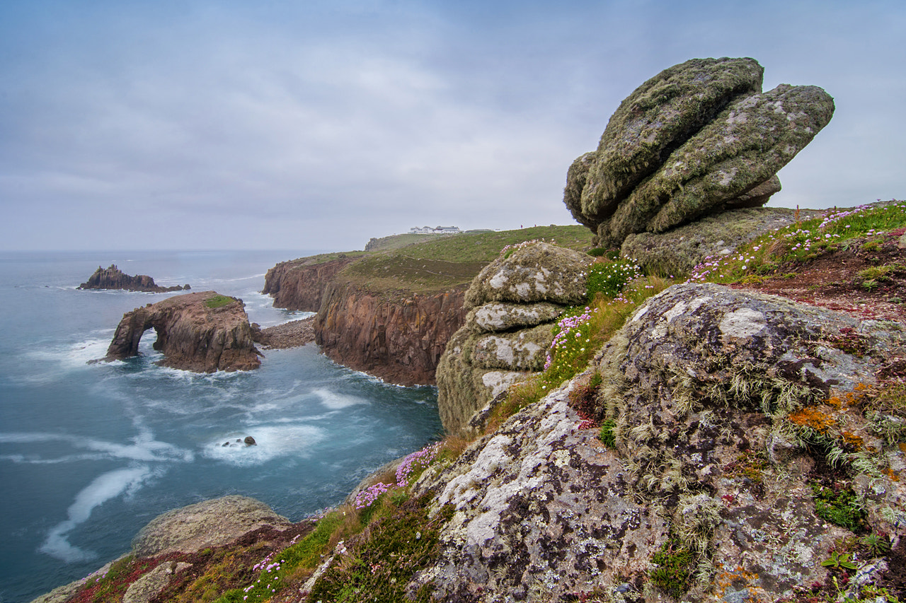 Photograph Land's End by Stefan Cruysberghs on 500px