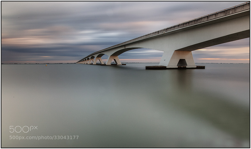 Photograph Sealand Bridge by wim denijs on 500px