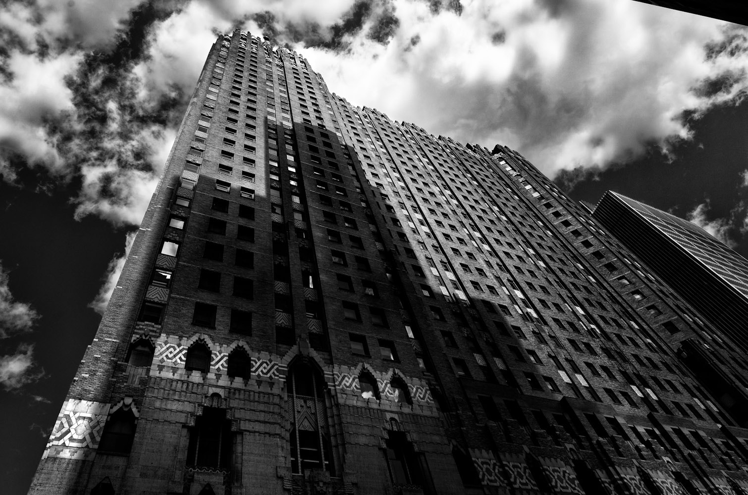 Photograph Cathedral of Finance  by Ryan Kasak on 500px