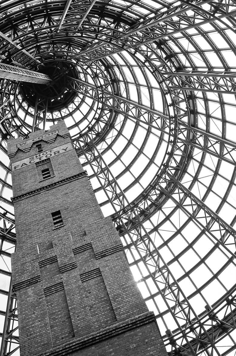 Photograph Shot Tower by Randy Dickens on 500px
