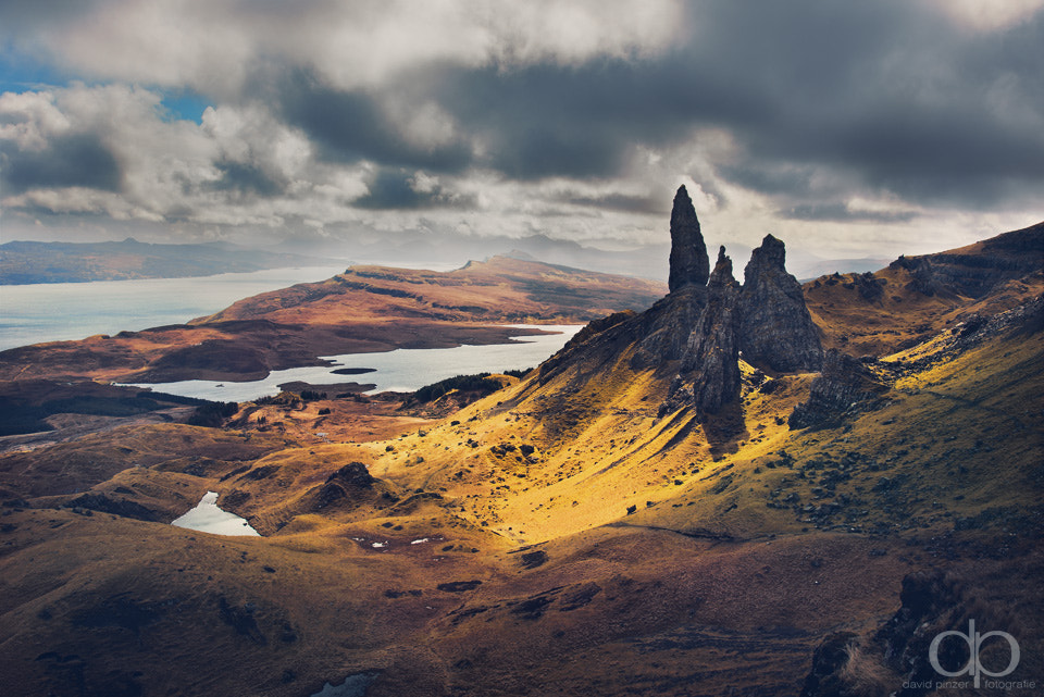 Photograph Peaks in the Skye by David Pinzer on 500px