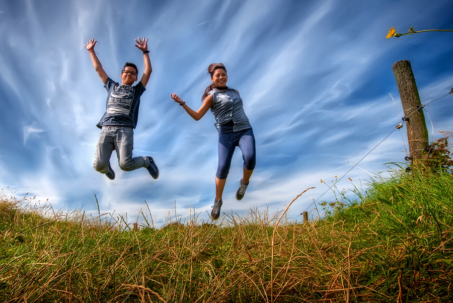 Photograph Jump for joy by Iván Maigua on 500px