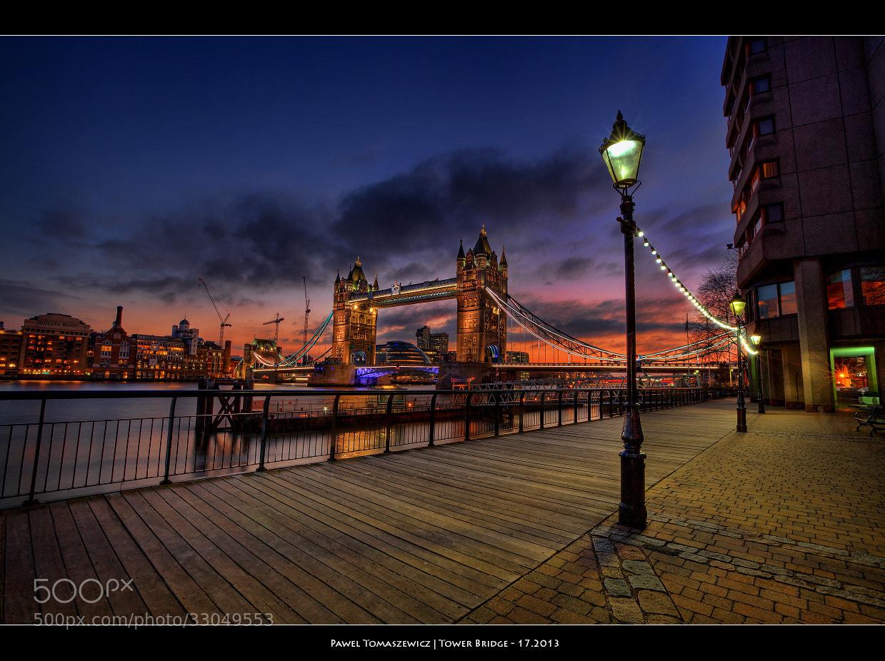 Photograph London - Tower Bridge ... by Pawel Tomaszewicz on 500px