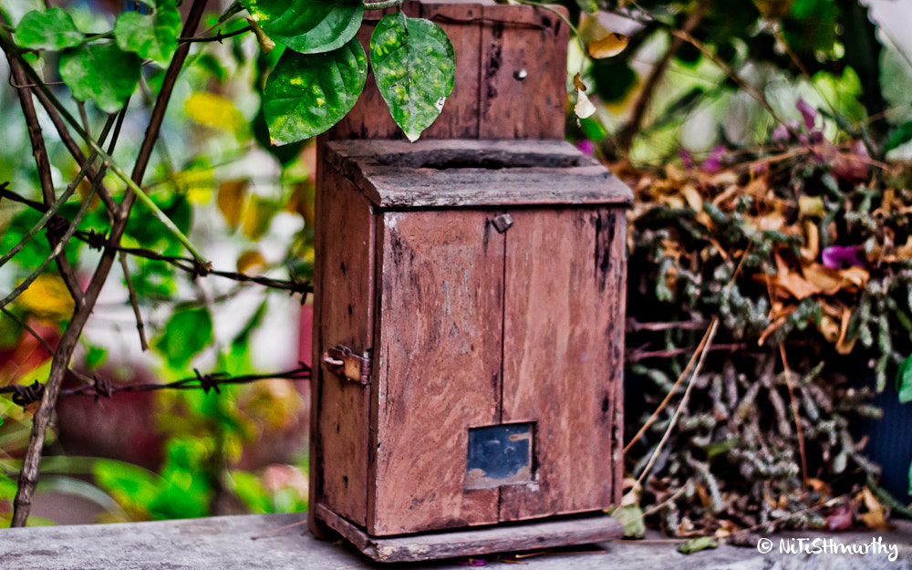 Photograph Vintage Letterbox by Nitish Murthy on 500px