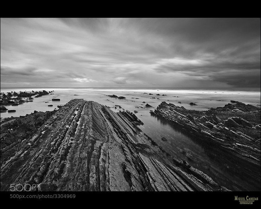 Photograph Flysch 7 by Miguel  Cabezas on 500px