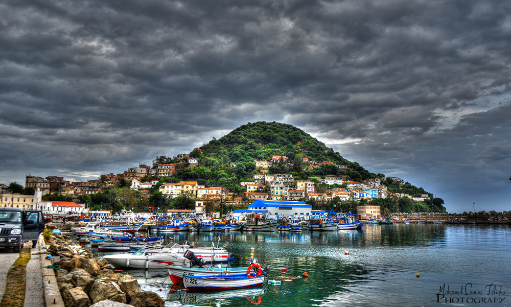 Photograph Le Port de Collo by MOHAMED LAMINE FELIGHA on 500px