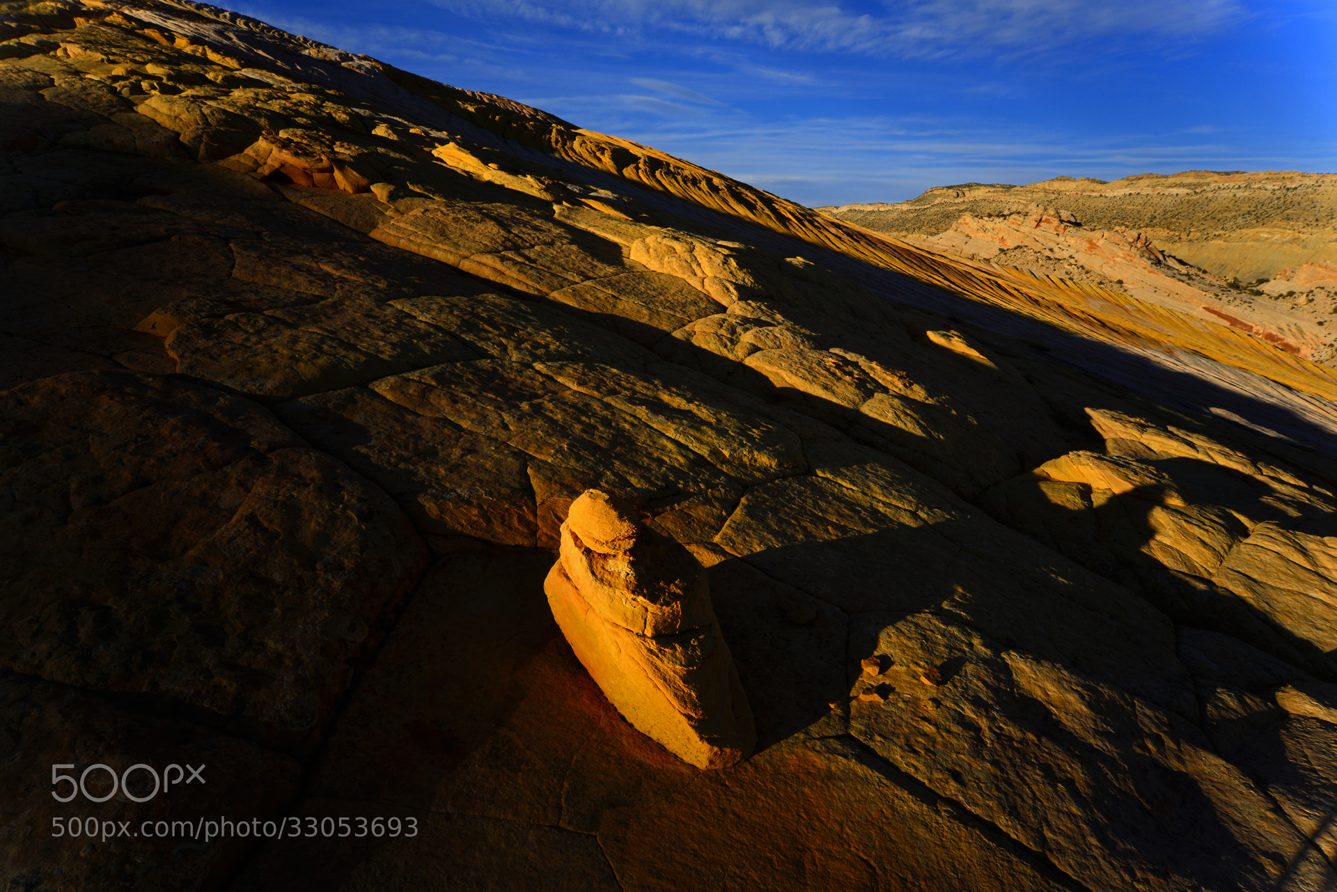 Photograph Yellow Rock by Michael Hubrich on 500px