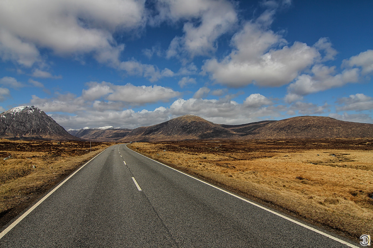 Photograph HIGHLAND ROAD by Daniel Lang on 500px