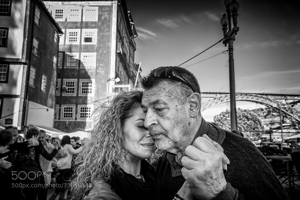 Photograph Tango by Francisco Amaral on 500px
