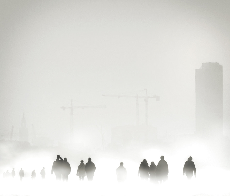 Photograph the fog by piet flour on 500px