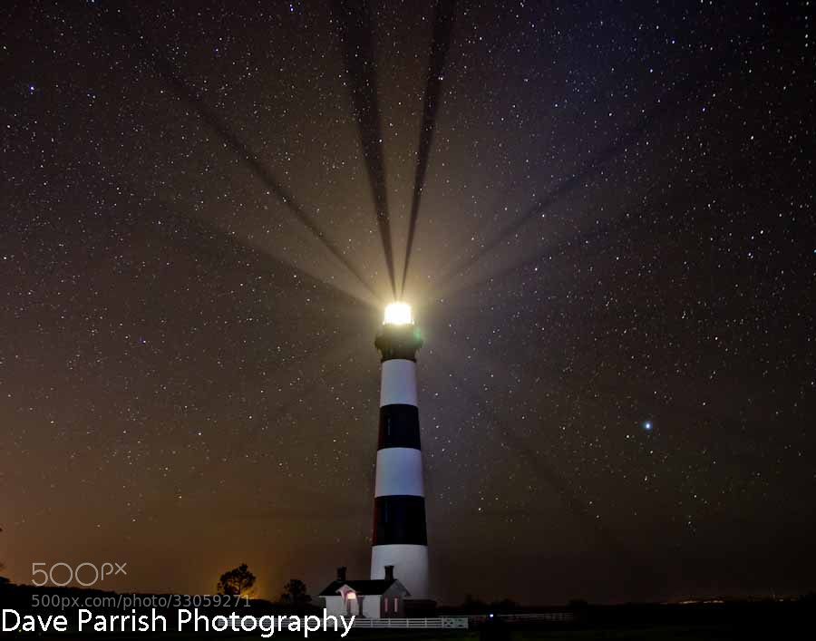 Photograph Bodie Island Lighthouse by Dave Parrish on 500px