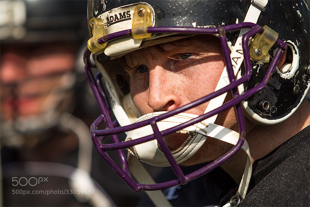 Photograph Quarterback by Fragique ua on 500px