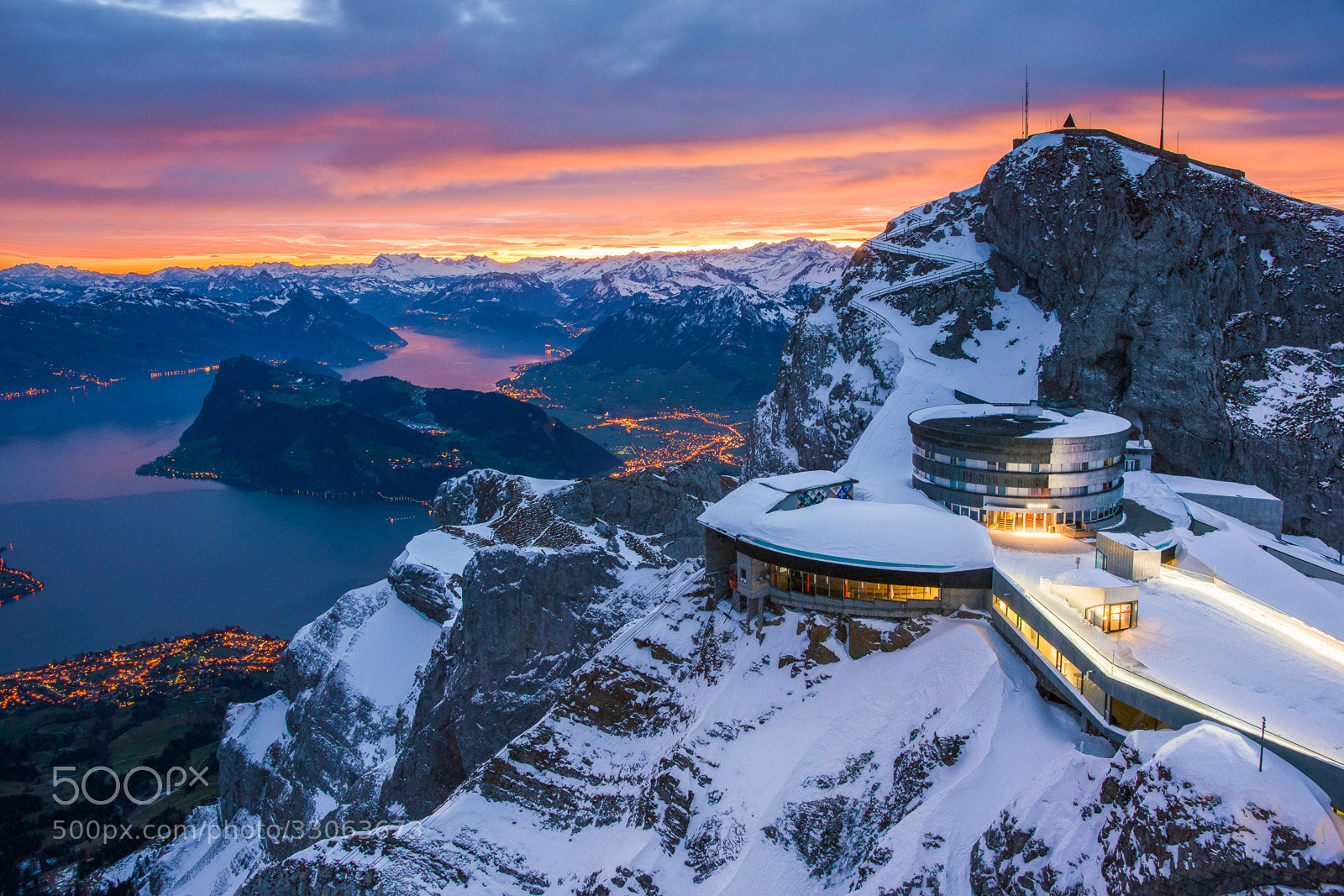 Photograph Pilatus by Thierry Hennet on 500px