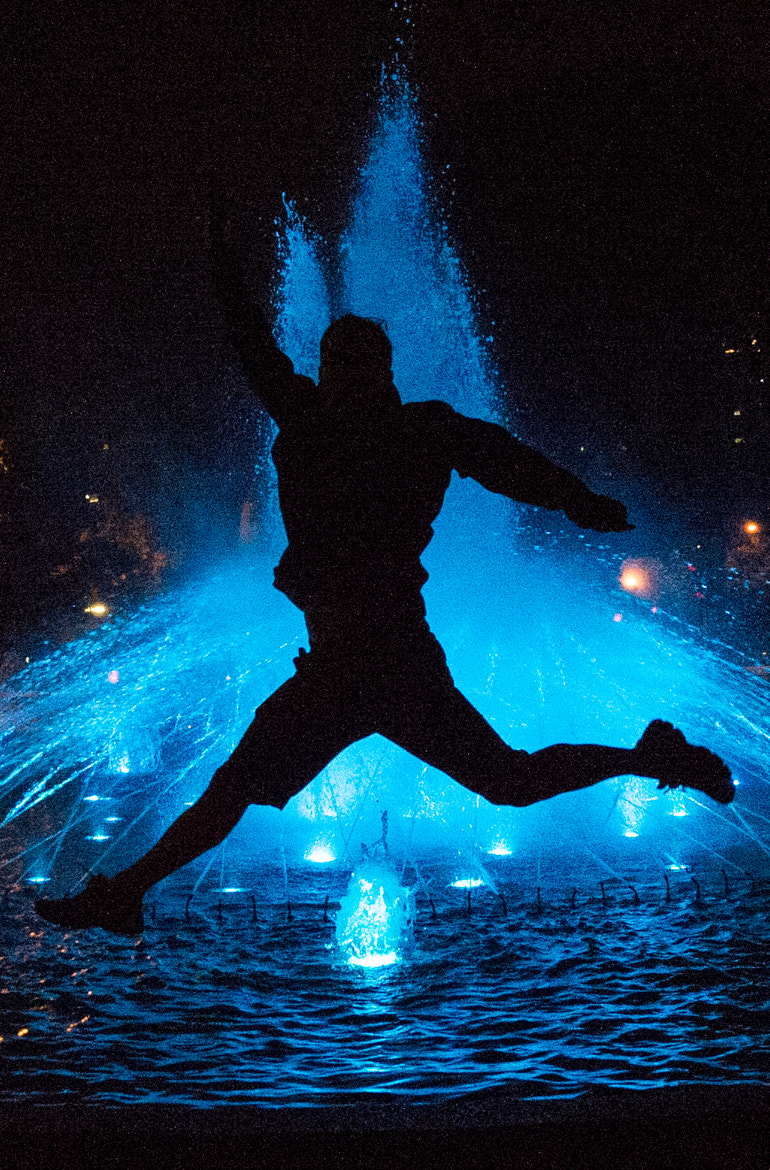 Photograph A fool and a fountain by Pat Charles on 500px