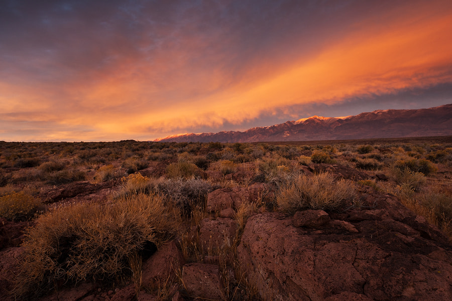 Photograph Volcanic Tablelands Sunset by Nicklaus Johnson on 500px