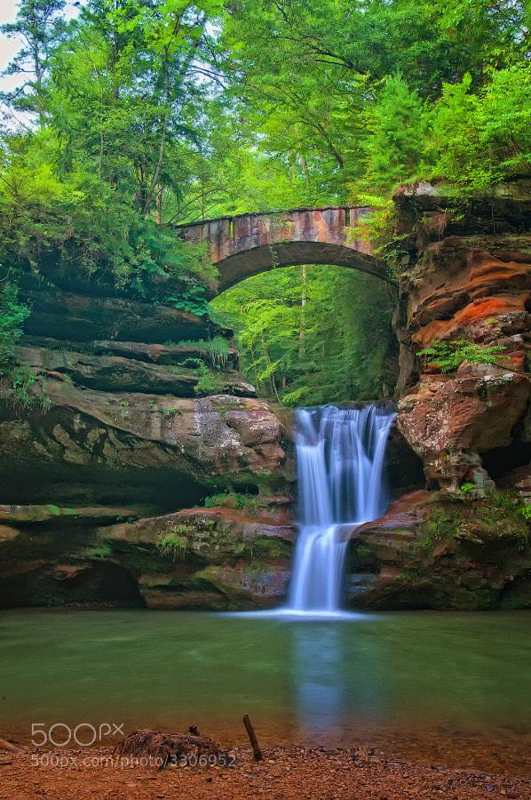 Hocking Hills State Park - Logan,Ohio