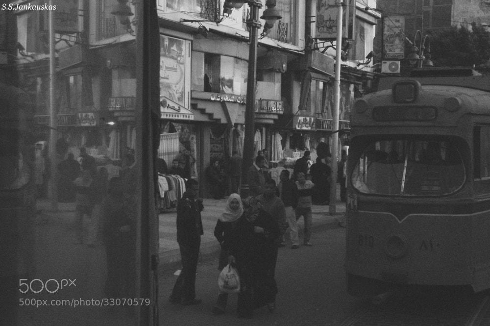 Photograph Alexandria. Tramway story. by Stanislovas Jankauskas on 500px
