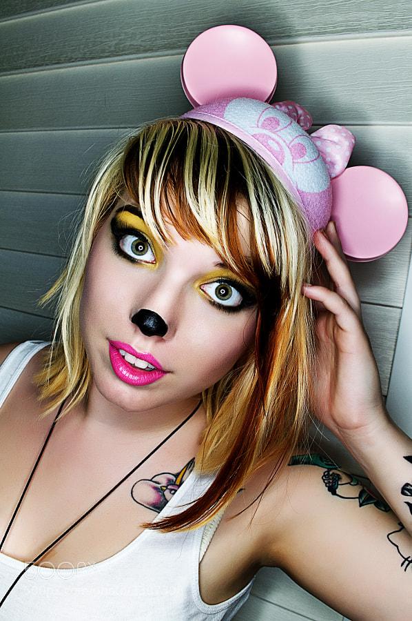 Fotografia Kerry Anne não é um rato por Greg Easton em 500px