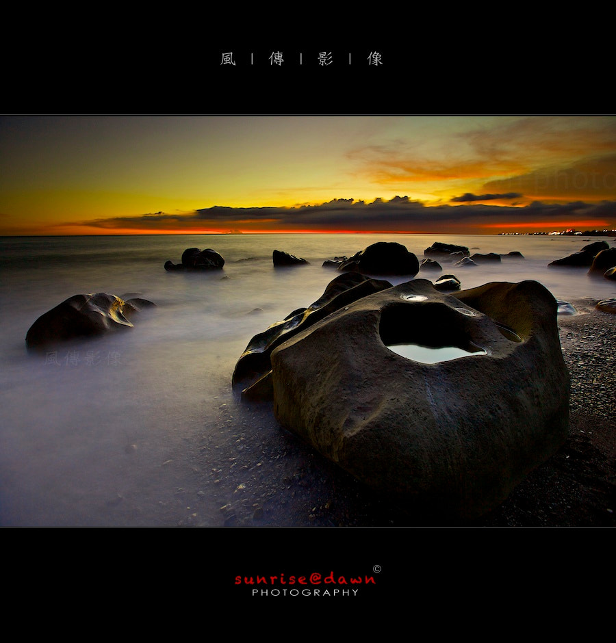 Photograph Zen Rock by SUNRISE@DAWN photography 風傳影像 on 500px