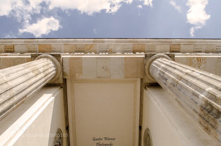 Photograph Brandenburger Tor by Gunter Werner on 500px