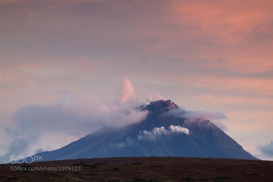Photograph Volcano of Kizimen by Денис Будьков on 500px