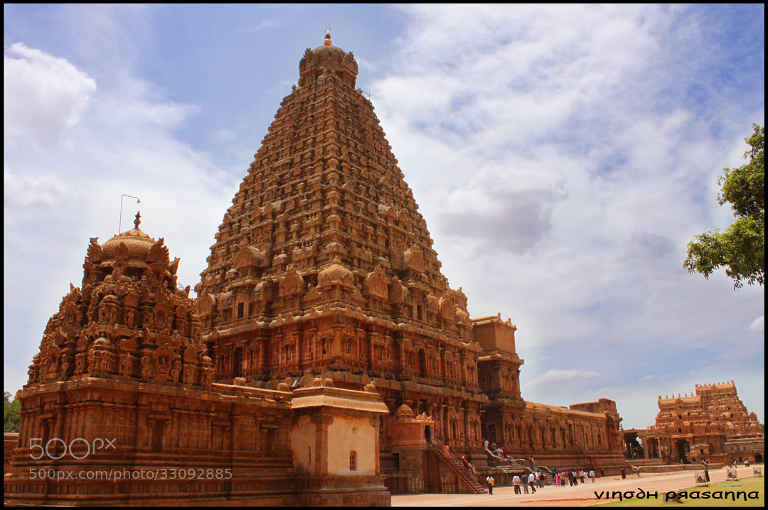 Photograph Great Temple by vinodh prasanna on 500px