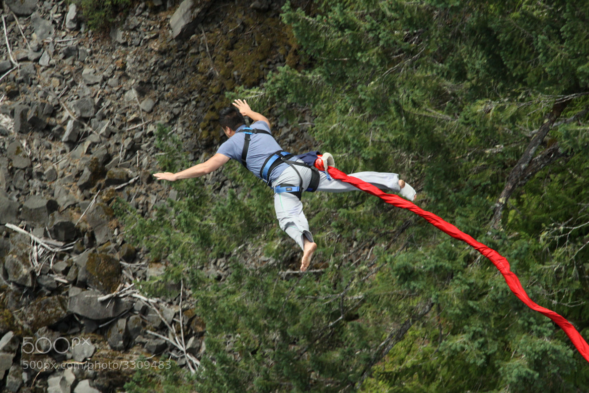 Photograph Bungee-jumping 4 by Alexander Trinh on 500px