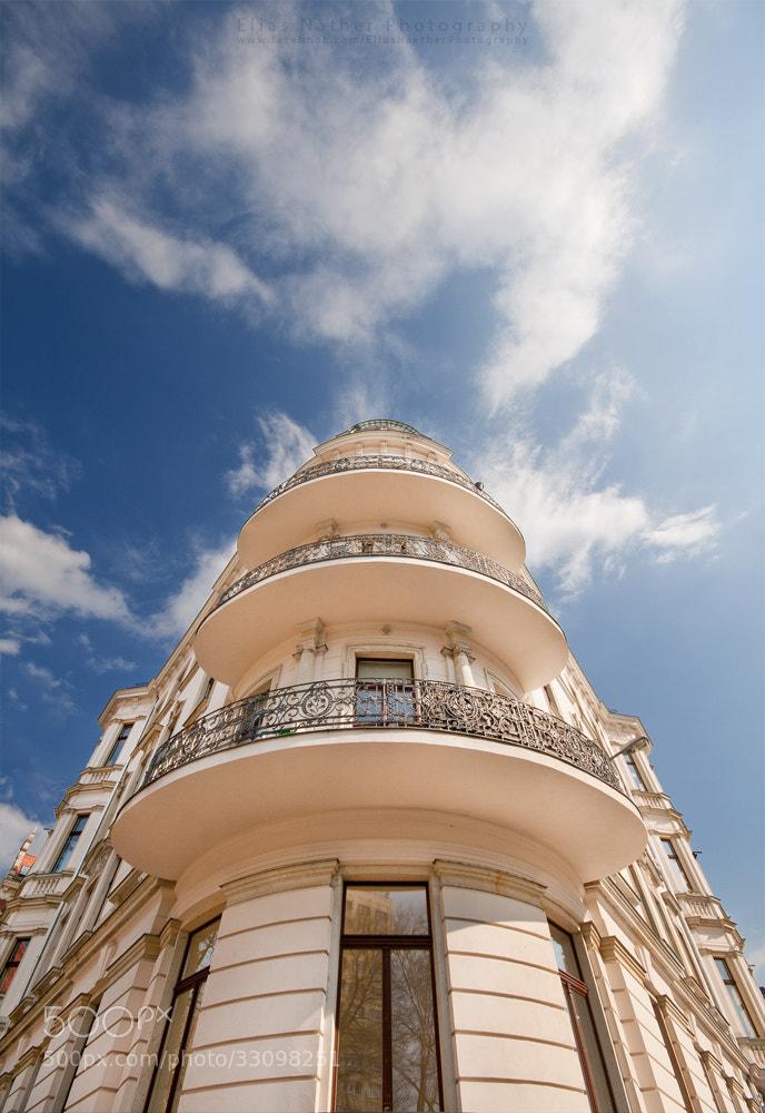 Photograph Balcony House by Elias Näther on 500px