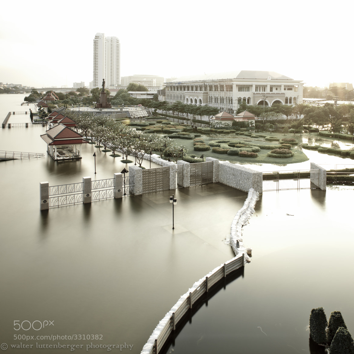 Photograph bangkok flooding36 by walter luttenberger on 500px