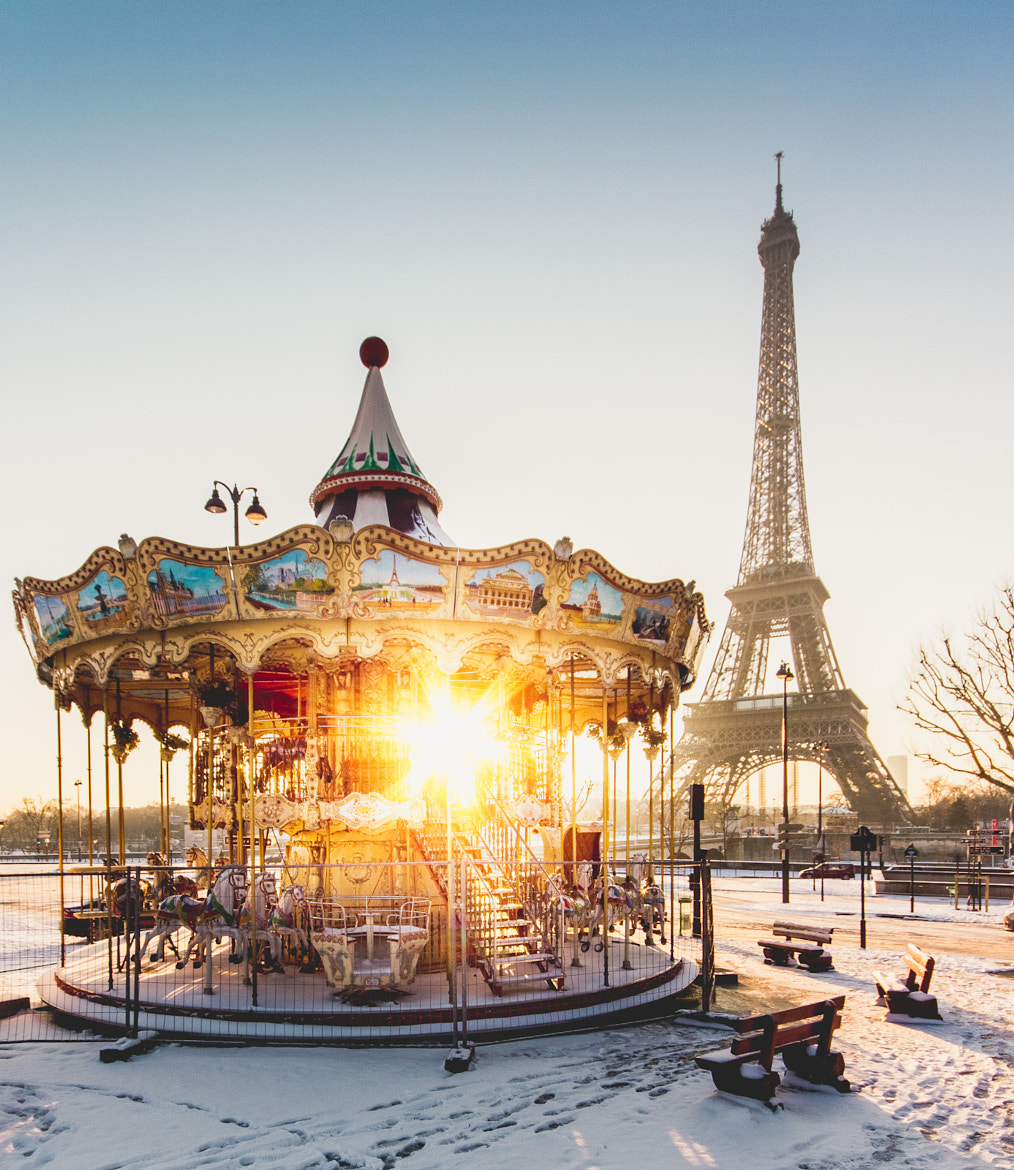 Photograph Carrousel by Philipp Götze on 500px
