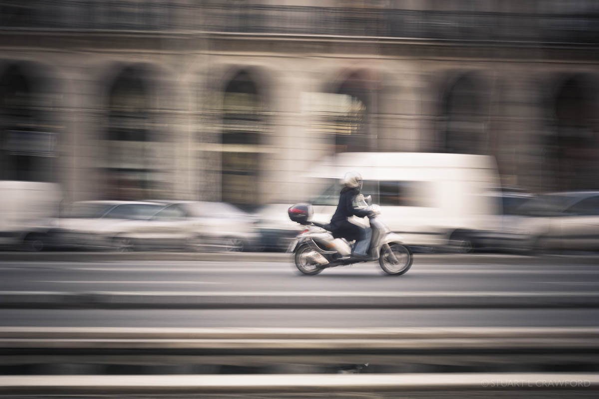 Photograph Scooter by Stuart Crawford on 500px