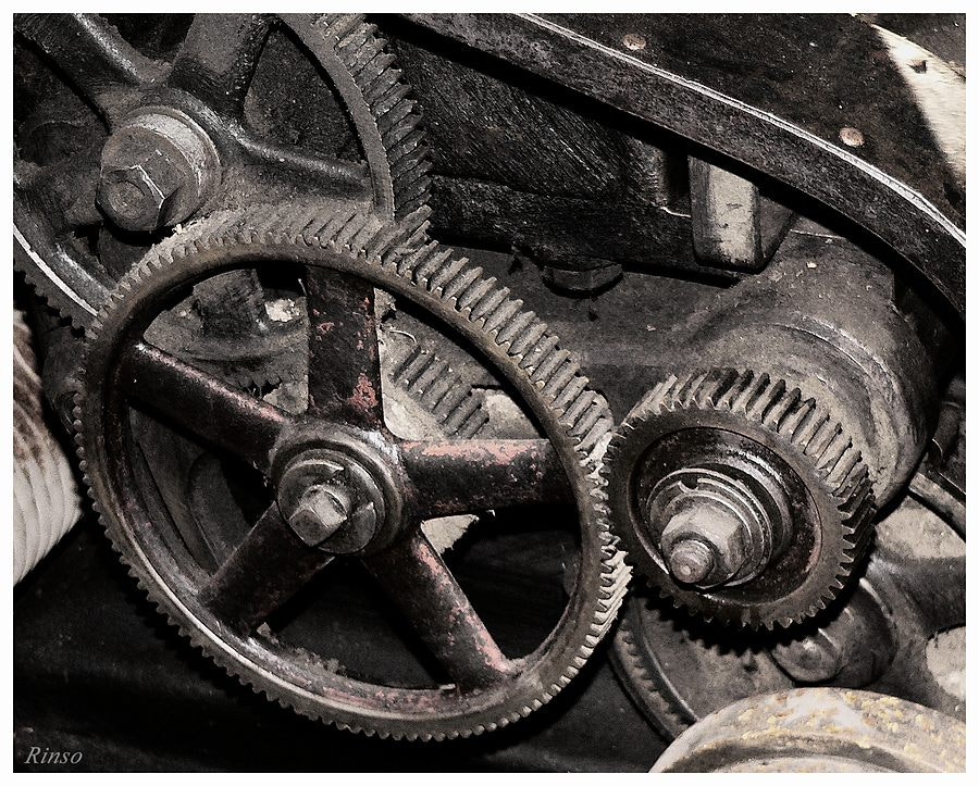 Photograph wheels of old times by Rinso . on 500px