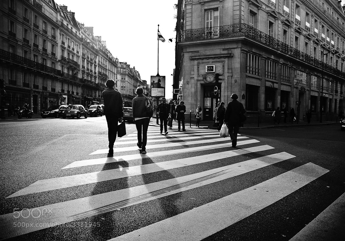 Photograph Just walking in the street. by Laurence Penne on 500px