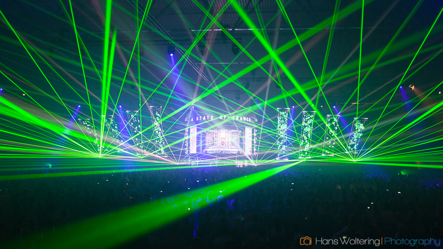 Photograph A State of Trance 600 - Den Bosch by Hans Woltering on 500px
