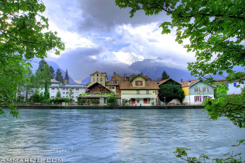 Photograph Interlaken - What a wonderful world! by Ammar Alothman on 500px