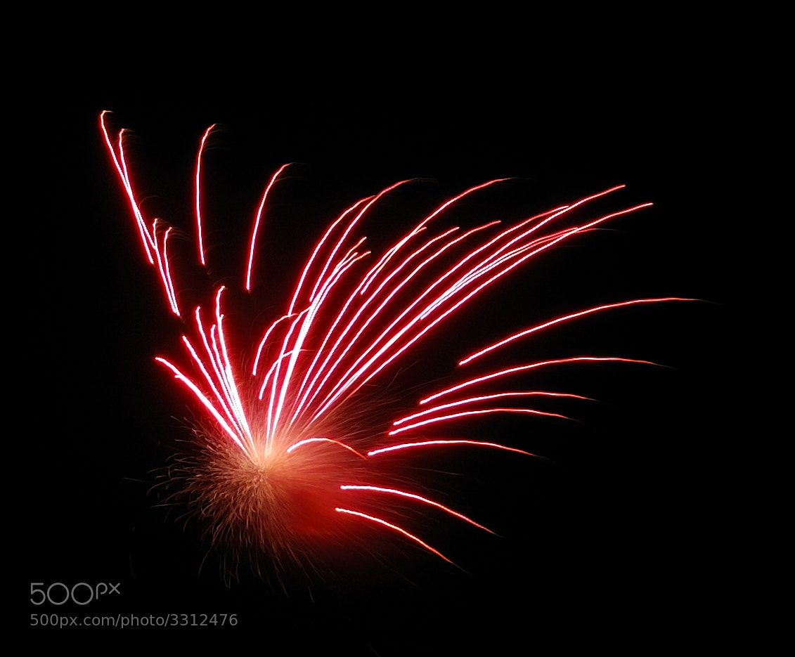 Photograph Firework detail by Henar Lanchas on 500px