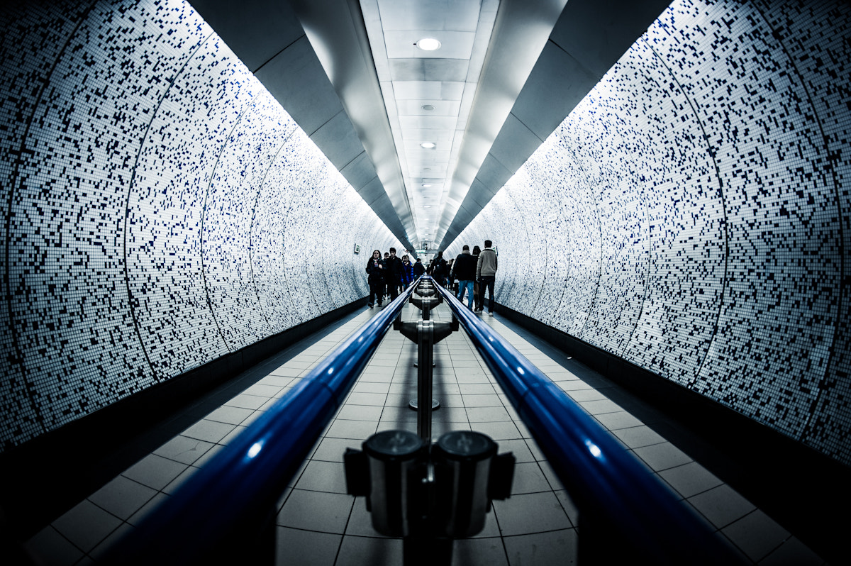 Photograph Vanishing Point by Adam Patchton on 500px