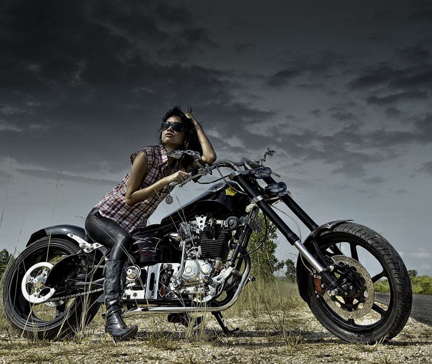 Photograph Bikers by Ovik . on 500px