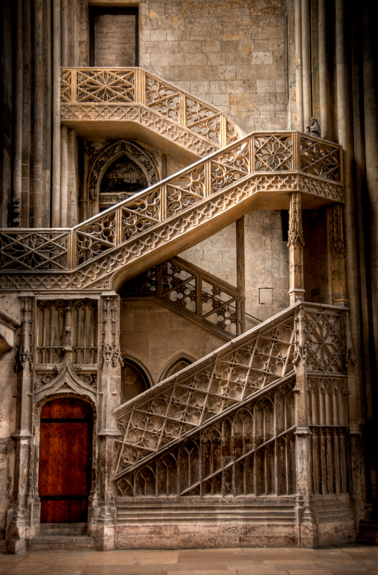 Photograph Rouen Cathedral by Sean Leahy on 500px
