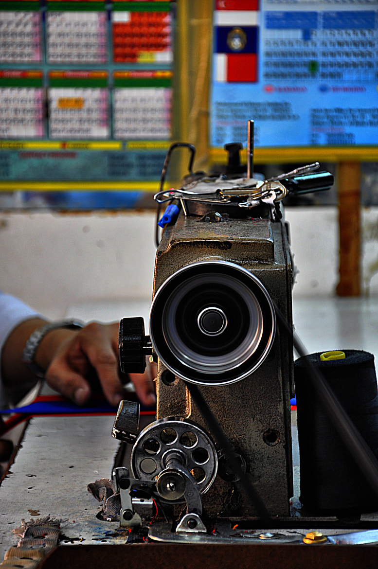 Photograph Sewing machine 2008 by ab aljaser on 500px