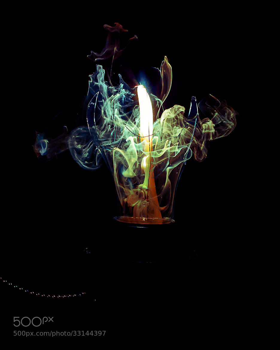 Photograph Burning Bulb #17 by Chris Meier on 500px