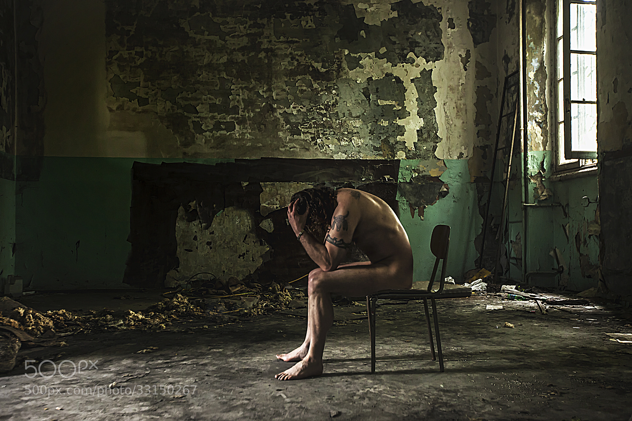Photograph naked despair by Marco Redaelli on 500px