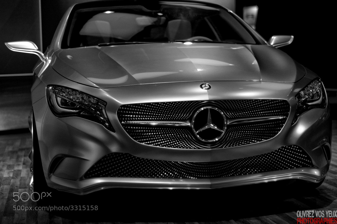 Photograph New Mercedes by Désiré RAMJEE  -PHOTOGRAPHIES- on 500px