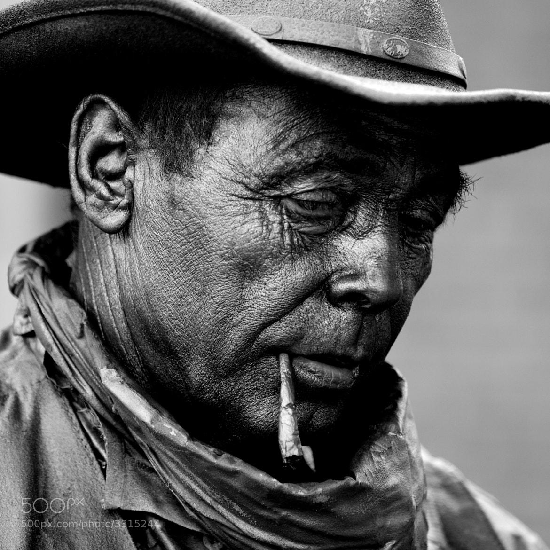 Photograph Cowboy by Bas Boerman on 500px