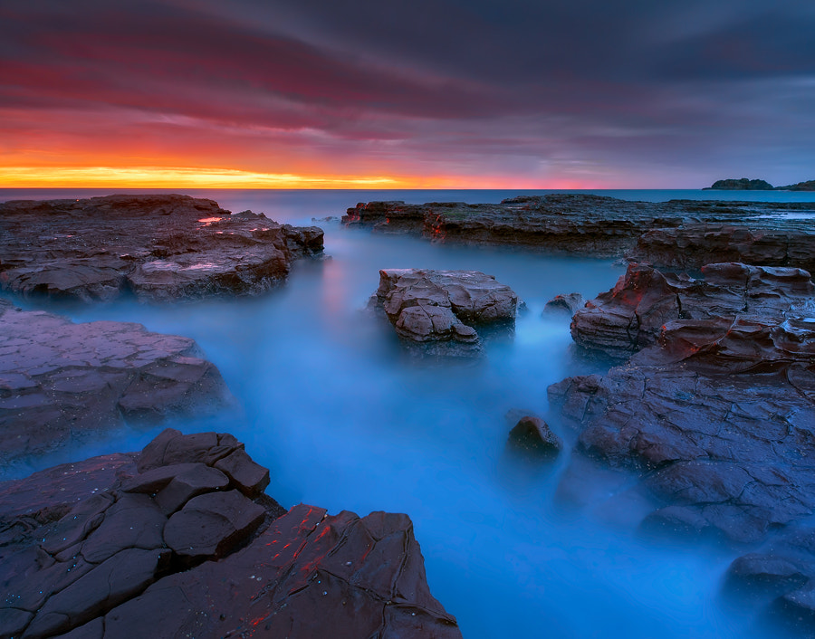 Photograph Pacific Blue by AtomicZen : ) on 500px