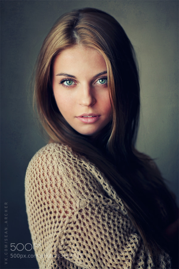 Photograph Julia by Sean Archer on 500px