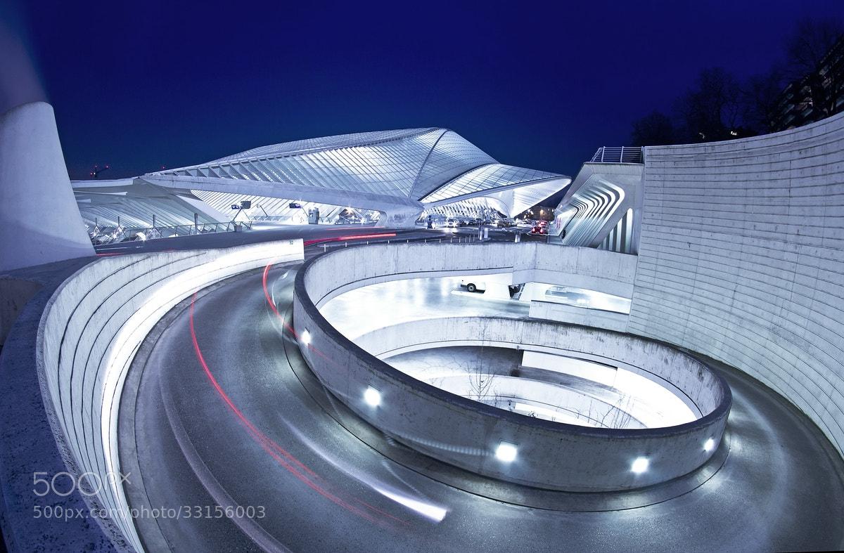 Photograph Calatravanism LXXVII by Arnd Gottschalk on 500px
