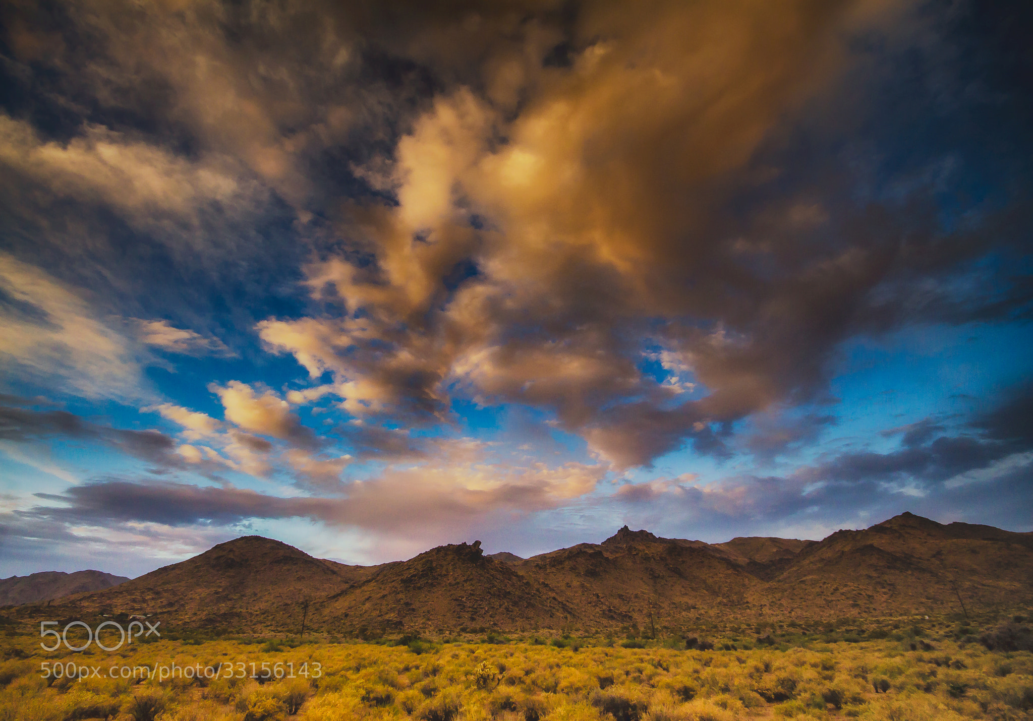 Photograph Mohave by Glenn Perryman on 500px