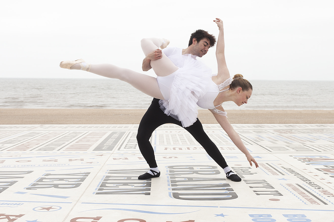 Photograph Blackpool Ballet by Donald Gibbs on 500px